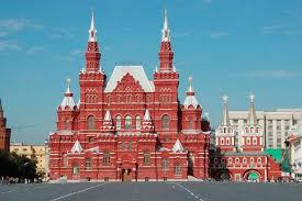 El Kremblin Rusia
